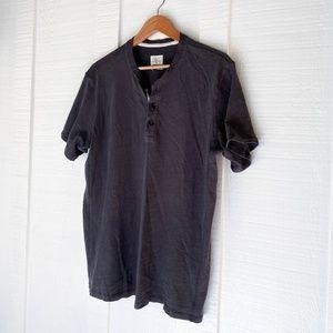 RAG & BONE Standard Issue Henley Shirt Large